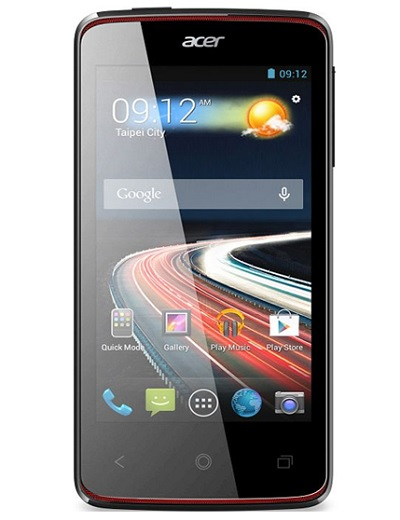 Acer Liquid Z4 3G Mobile Phone
