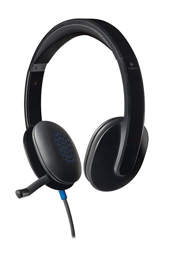 Logitech H540 USB Headphones