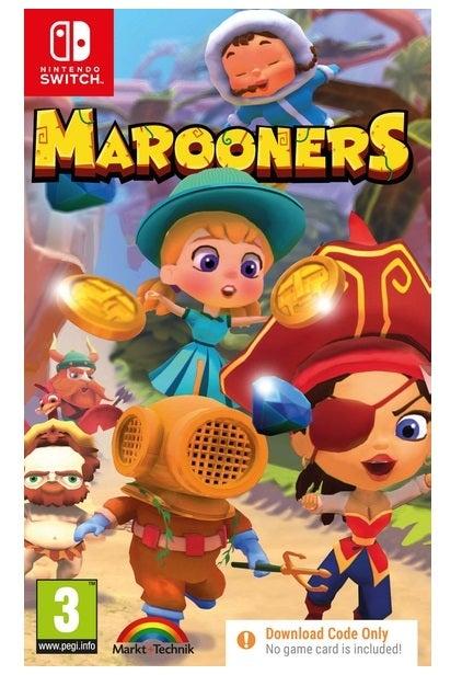 M2H Marooners Nintendo Switch Game