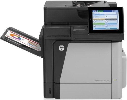 HP M680DN Printers