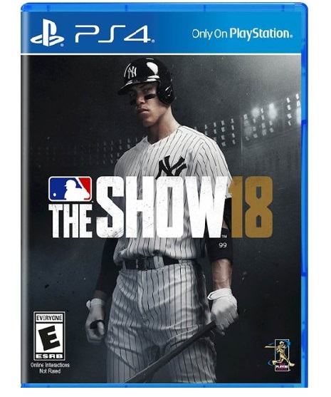 Sony MLB 18 The Show PS4 Playstation 4 Game