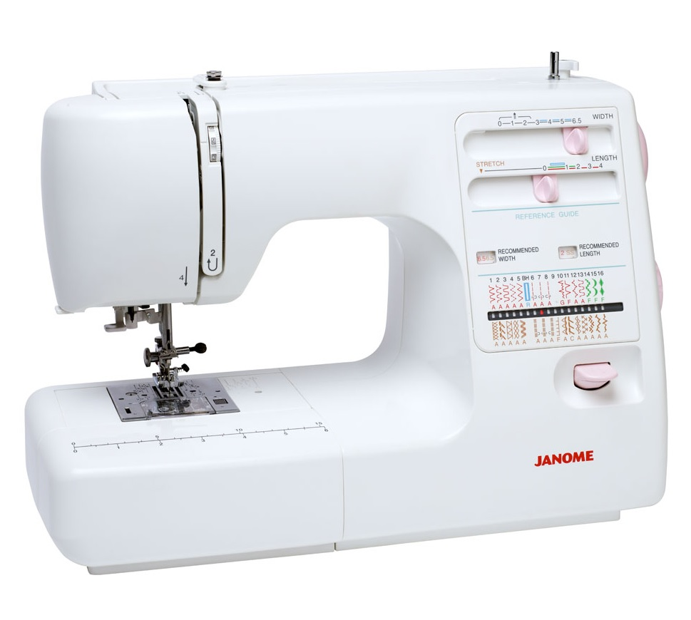 Janome MS5027 Limited Edition Quilting Sewing Machine