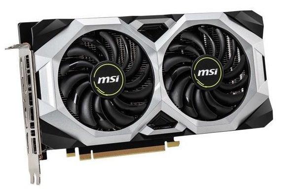 MSI GeForce RTX 2060 Ventus OC Graphics Card