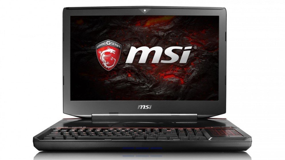 MSI GT83VR6RE075 18.4inch Laptop