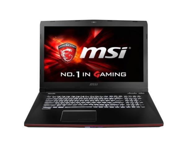 MSI Gaming Notebook GS702QE650AU 17.3inch 128GB Laptop