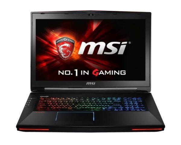 MSI Gaming Notebook GT722QD1429AU 17.3inch 1TB Laptop