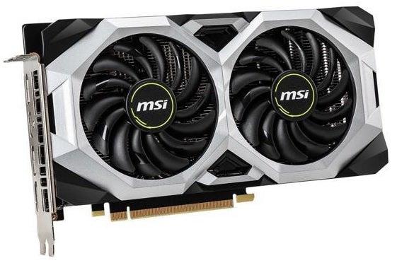 MSI GeForce RTX 2060 Super Ventus OC Graphics Card