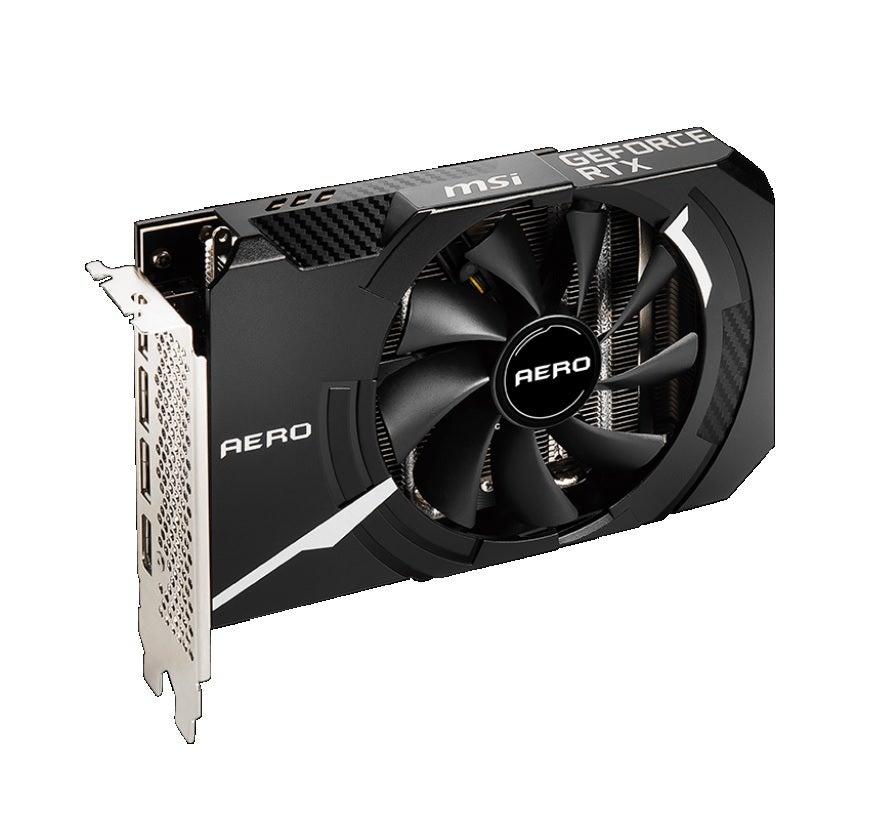 MSI GeForce RTX 3060 Ti Aero ITX Graphics Card