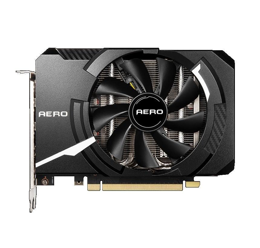 MSI GeForce RTX 3060 Ti Aero ITX OC Graphics Card