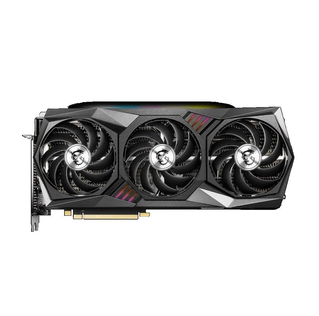 MSI GeForce RTX 3080 Gaming Z Trio Graphics Card
