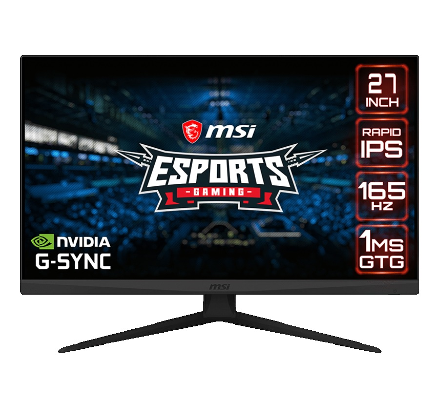 MSI Optix G273QF 27inch LED LCD Gaming Monitor