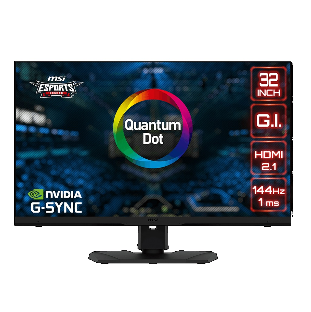 MSI Optix MPG321UR-QD 32inch LED Gaming Monitor