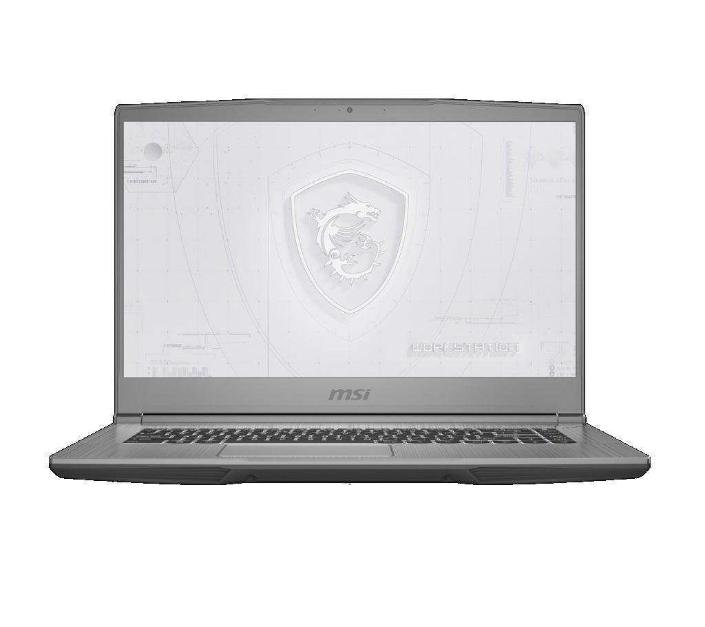 MSI WF65 10TJ 15 inch Laptop