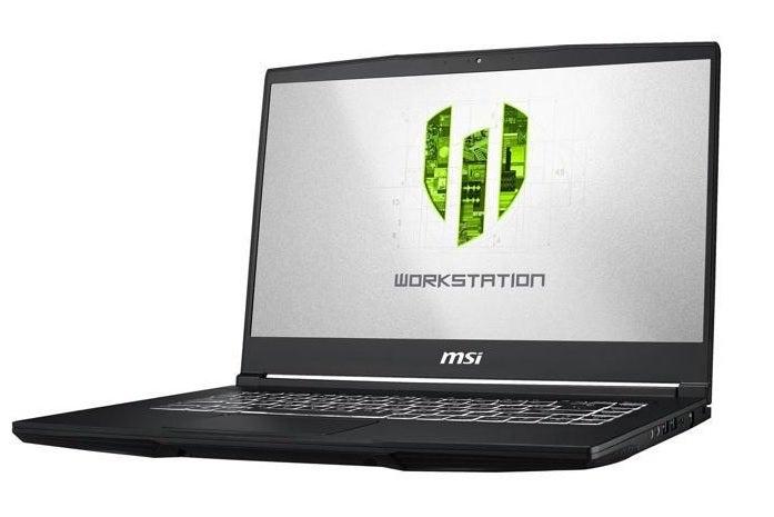 MSI WP65 9TH 15 inch Laptop