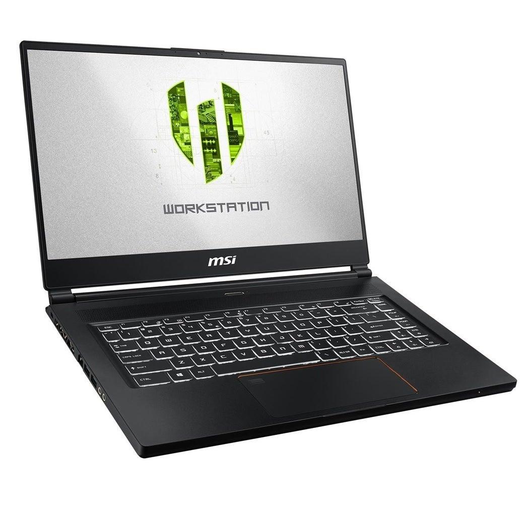 MSI WS65 9TJ 15 inch Laptop