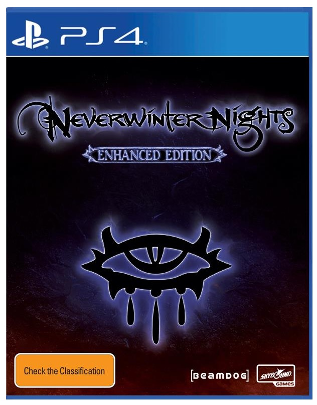 MacSoft Neverwinter Nights Enhanced Edition PS4 Playstation 4 Game