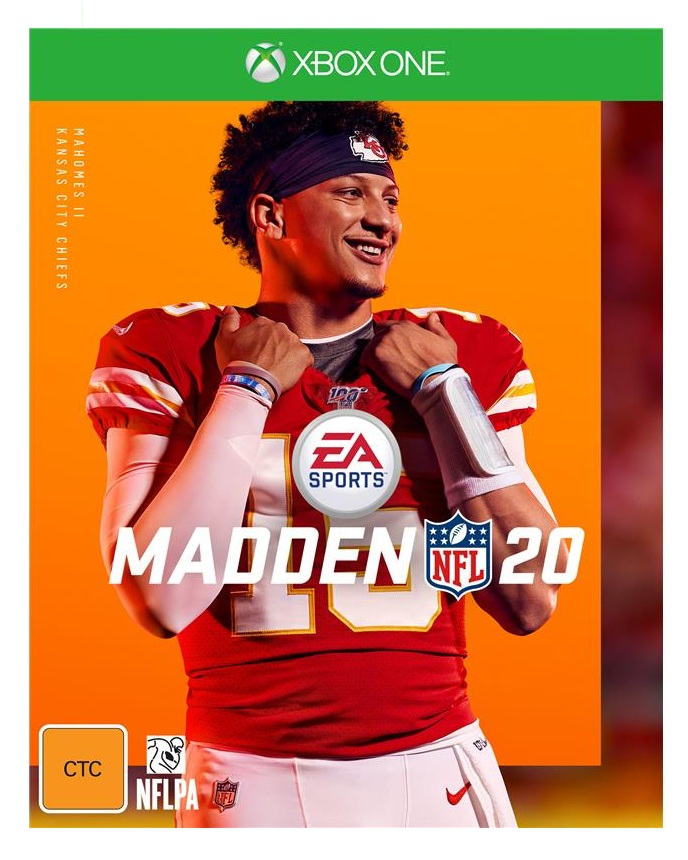 Electronic Arts Madden NFL 20 Xbox One Game