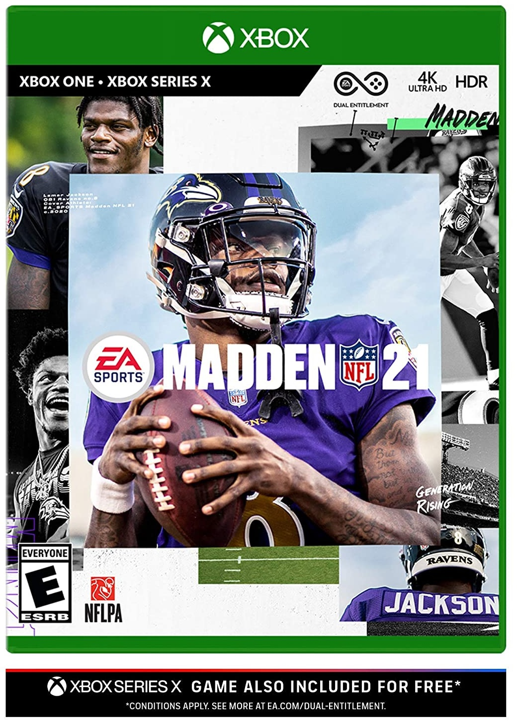 Electronic Arts Madden NFL 21 Xbox X Game