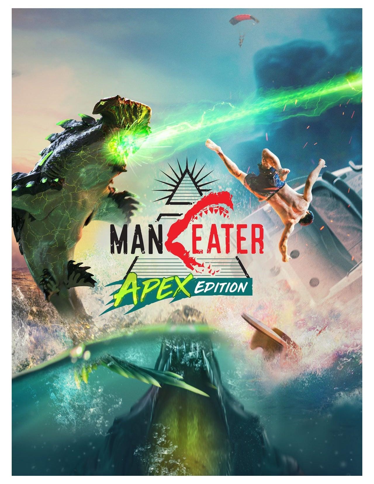 Tripwire Interactive Maneater Apex Edition PC Game