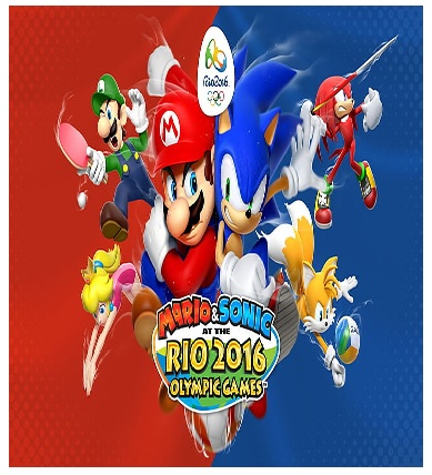 Nintendo Mario And Sonic At The Rio 2016 Olympic Games PC Game