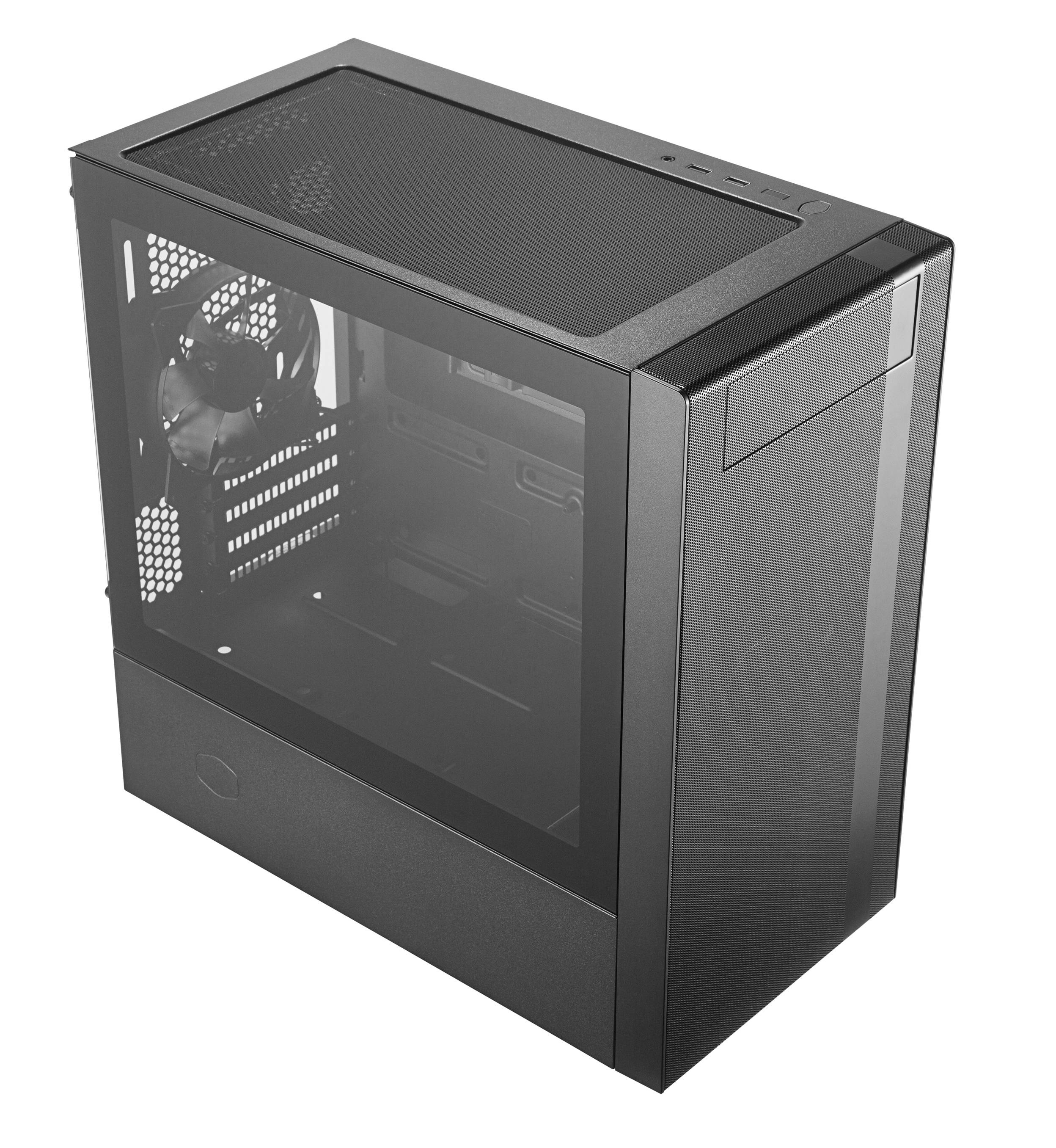 CoolerMaster MasterBox NR400 TG Mid Tower Computer Case