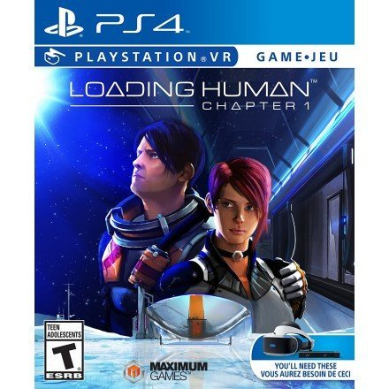 Maximum Family Games Loading Human Chapter 1 PS4 Playstation 4 Game