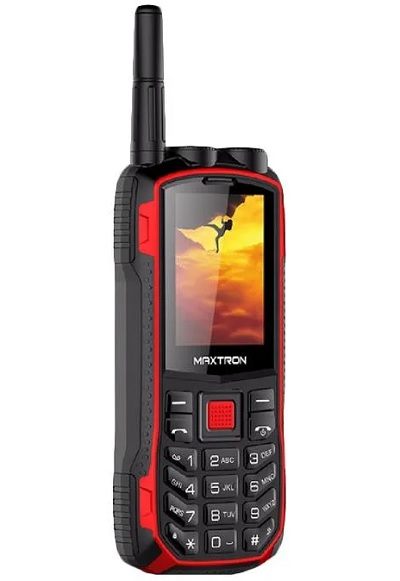 Maxtron P12 2G Mobile Phone
