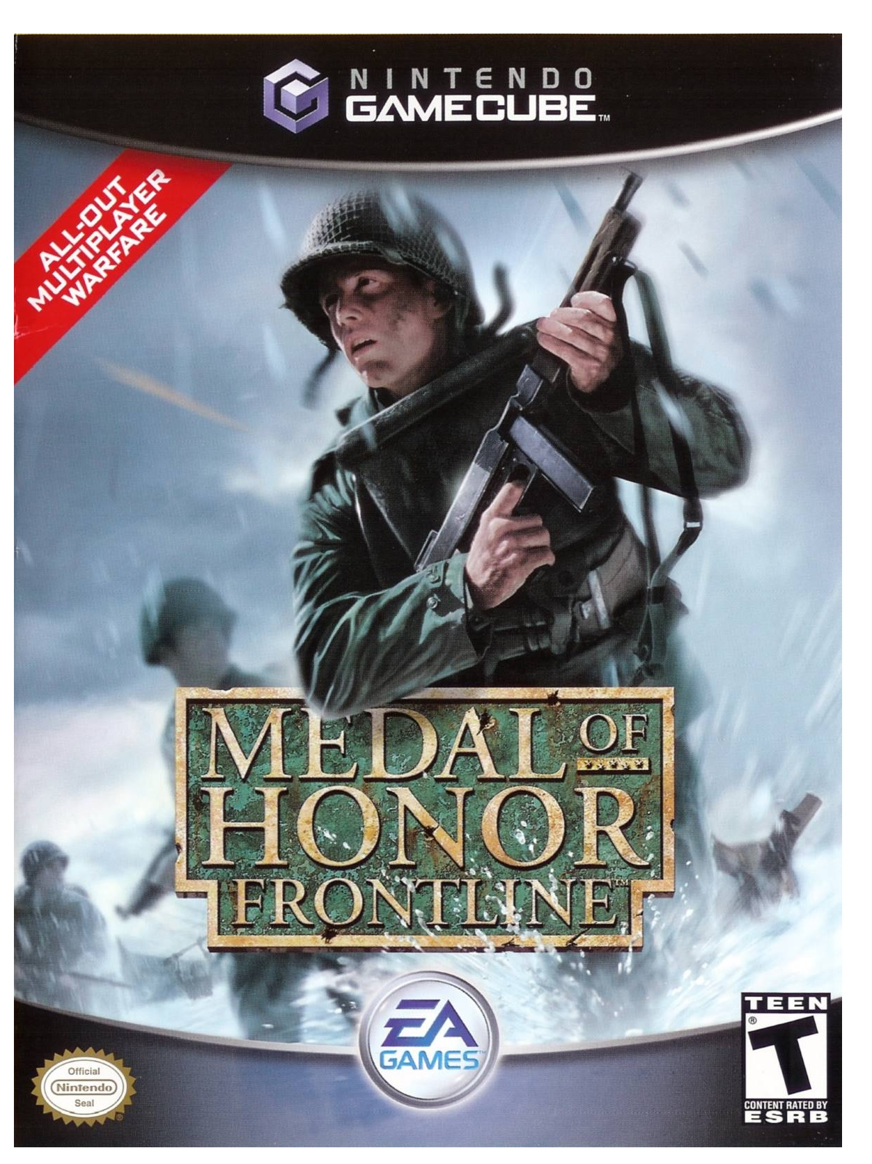 Electronic Arts Medal Of Honor Frontline GameCube Game
