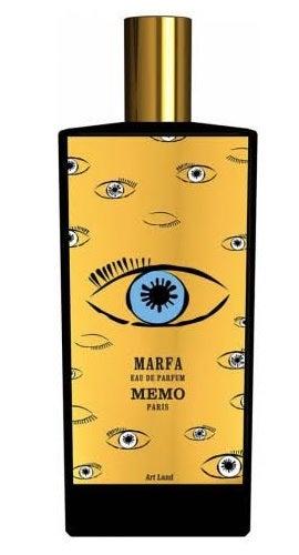 Memo Marfa Unisex Cologne