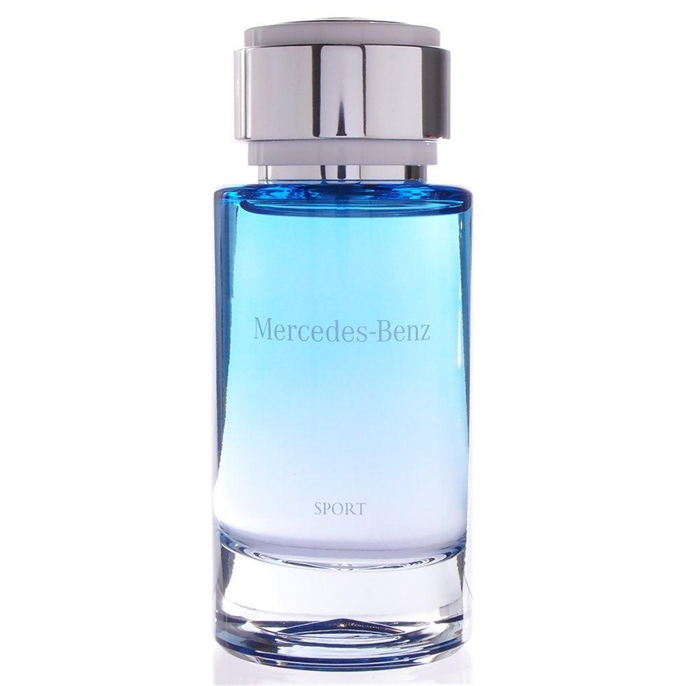 Best mercedes benz mercedes benz sport 120ml edt men 39 s for Mercedes benz perfume price