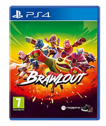 Merge Games Brawlout PS4 Playstation 4 Game