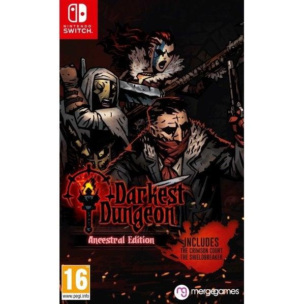 Merge Games Darkest Dungeon Ancestral Edition PS4 Playstation 4 Game