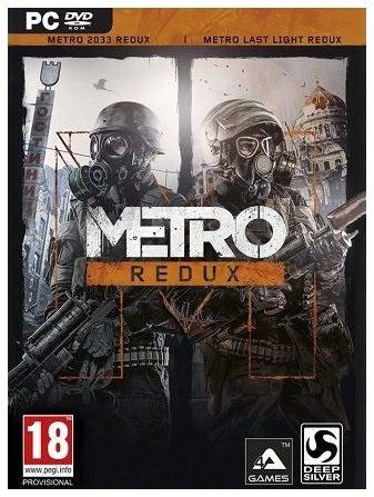 THQ Metro Redux PC Game