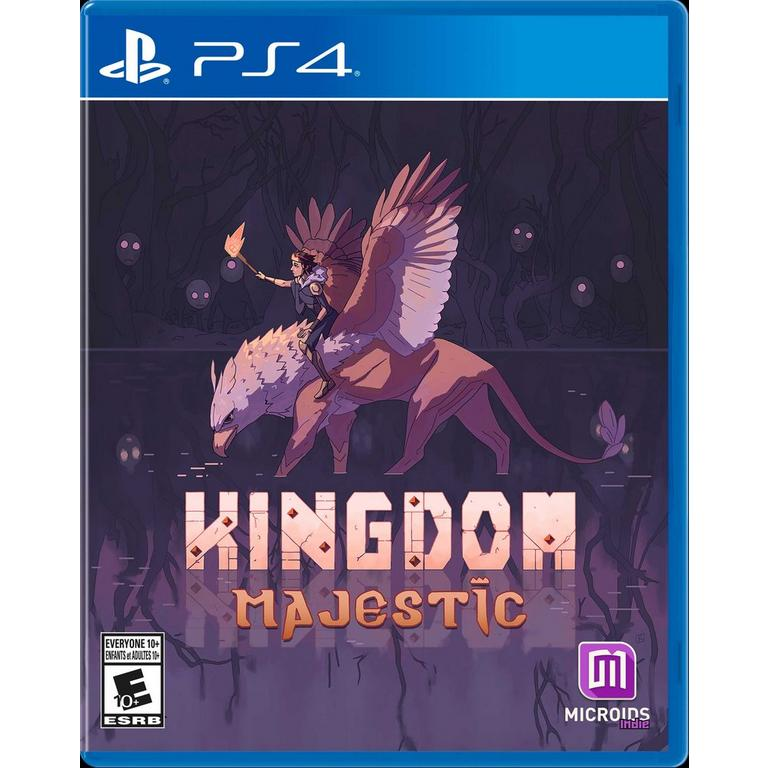Microids Kingdom Majestic PS4 Playstation 4 Game