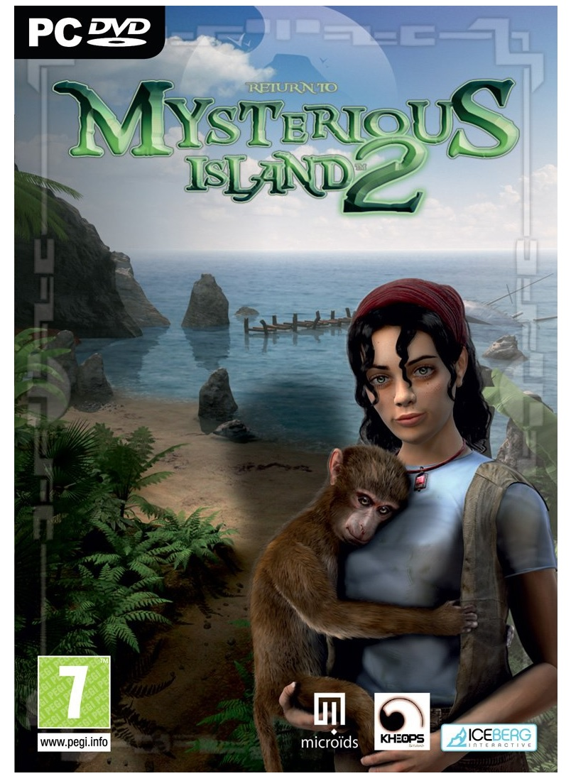 Microids Return To Mysterious Island 2 PC Game