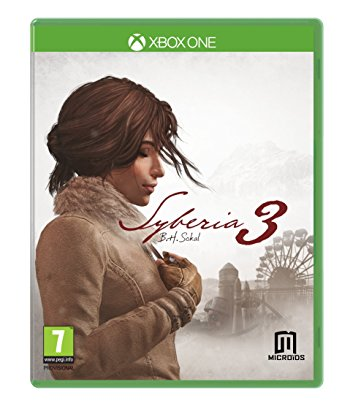 Microids Syberia 3 Xbox One Game