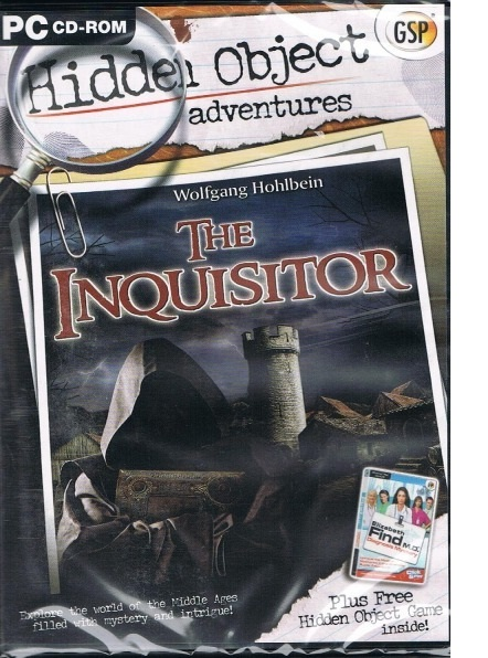 Microids The Inquisitor PC Game