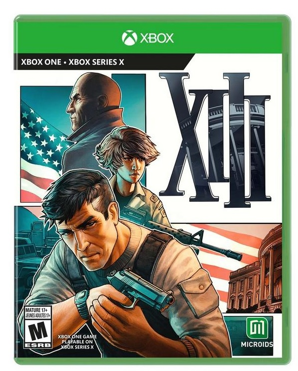 Microids XIII Xbox One Game