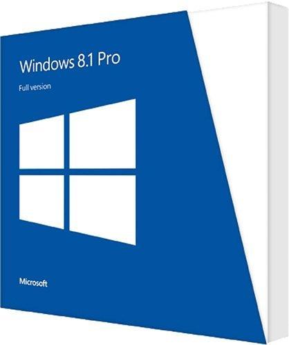 Microsoft Windows 8.1 Pro Operating Systems