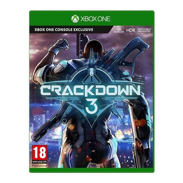 Microsoft Crackdown 3 Xbox One Game