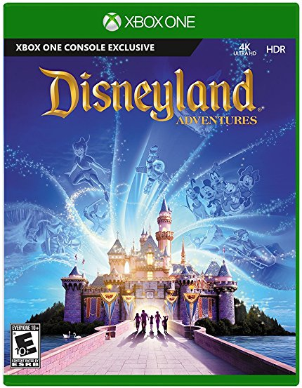 Microsoft Disney Adventures Xbox One Game