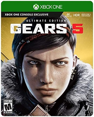 Microsoft Gears 5 Ultimate Edition Xbox One Game