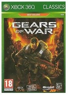 Microsoft Gears Of War Classics Xbox 360 Game