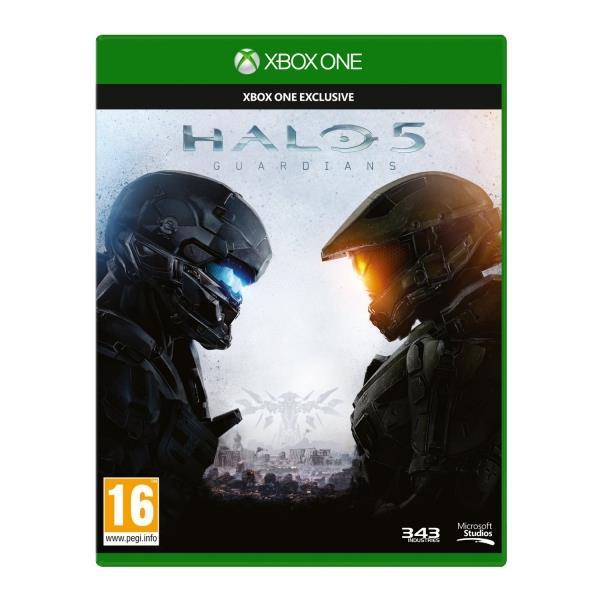 Microsoft Halo 5 Guardians Xbox One Game