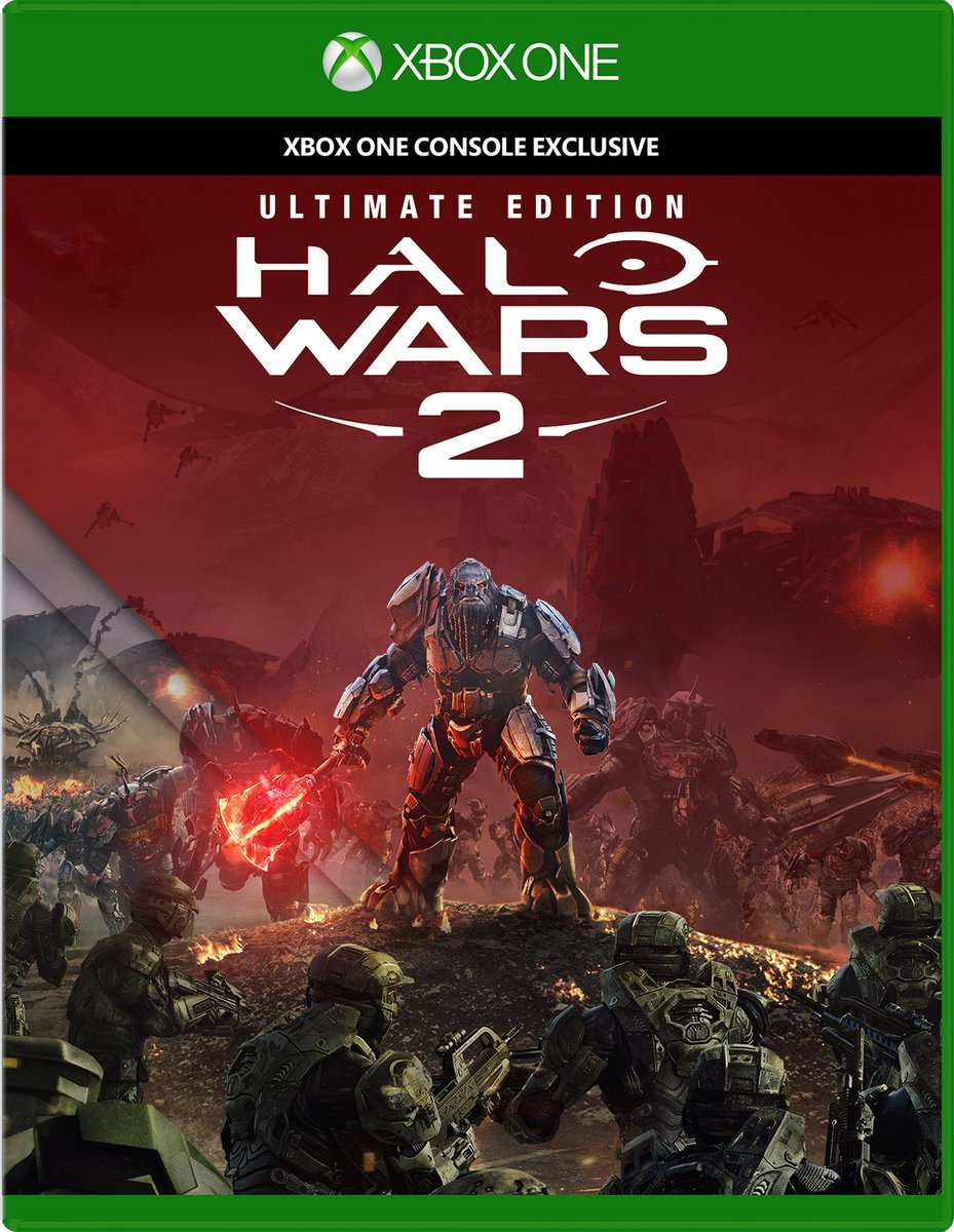 Microsoft Halo Wars 2 Ultimate Edition Xbox One Game