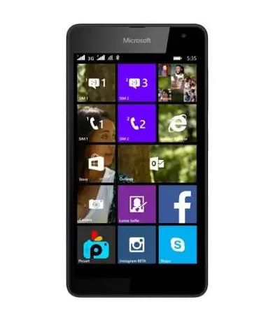 Microsoft Lumia 535 3G Mobile Phone