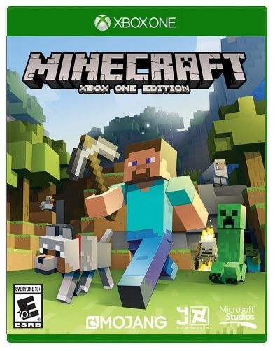 Microsoft Minecraft Xbox One Edition Xbox One Game