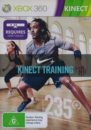 Microsoft Nike Plus Kinect Training Xbox 360 Game