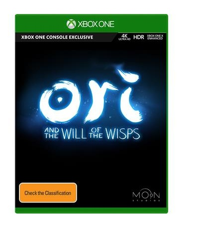 Microsoft ORI and the Will of the Wisps Xbox One Game