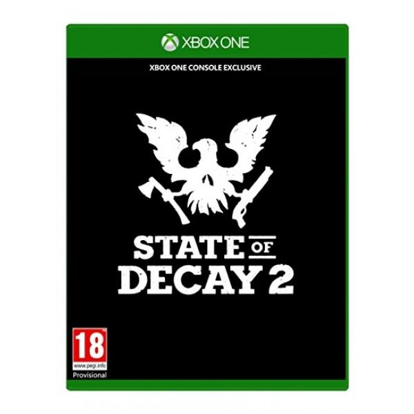 Microsoft State Of Decay 2 Xbox One Game